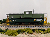 Atlas RTR 20005019 - Extended Vision Master Caboose - British Columbia Railroad #1870