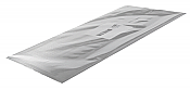 K&S Engineering 83071 All Scale - 0.090 inch Thick Aluminum Flat Sheet - 6x12inch