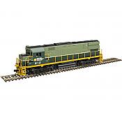 Atlas 10003281 - HO C425 PH2 DCC Ready  Silver BC Rail #809