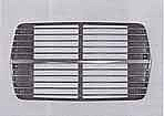 Plano Model Products 353 - HO Truck Detail Part - Radiator Grilles (2pcs)