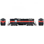 Athearn Genesis G82251 - HO GP7 - DCC Ready - Kansas Oklahoma & Gulf #805