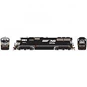 Athearn Genesis G75613 HO - SD60M Diesel Tri-Clops - DCC/Sound - NS #6814