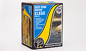 Woodland Scenics 4510 Deep Pour Water - Clear