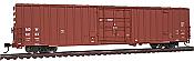Walthers 42454 HO Rolling Stock - 60 Ft Gunderson Boxcar - Minnesota, Dakota & Western 6233