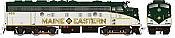 Rapido 14613 HO Rebuilt FL9 Maine Eastern #489 DCC Sound
