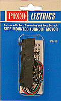 Peco PL11 Side Mounted Turnout Motor