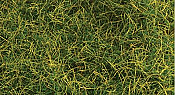 """Heki Scenery 1573 Wild Grass Pad - 11 x 5-1/2"""" X 1/2"""" - 27.4 x 14 X 1.2 cm"""