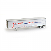 Athearn HO 29839  53 FT Duraplate Trailer - US Xpress 62589