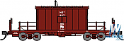 Bluford Shops 34280 HO Scale Transfer Caboose Southern Pacific #907