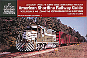 Kalmbach Publishing American & Canadian Shortline Railway Guide 5th Edition book