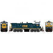 Athearn Genesis G74532 - HO MP15AC - DCC Ready - CSX #1180