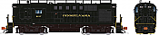 Rapido 31526 HO Alco RS-11 Pennsylvania RR with Trainphone antenna 8625 DCC & Sound - Taking Orders Now