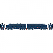 Athearn Genesis 19565 - HO F7A/F7A EMD - DCC & Sound - MP/T&P/Freight #1859/#1932