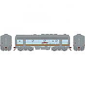 Athearn Genesis 19560 - HO F3B EMD - DCC & Sound - Santa Fe/Passenger #21A