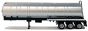 Herpa Models 5350 HO Semi Trailer  - 3-Axle Chemical Tanker
