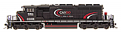 Intermountain Railway 49312-01 HO EMD / GMDD SD40-2W, Cando #5311 ESU DCC