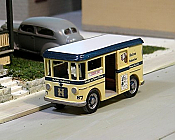 Sylvan Scale Models 02 HO Scale - 1929-48 DIVCO-Twin Coach Delivery Truck - Unpainted and Resin Cast Kit