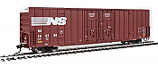 Walthers Mainline 2994 - HO 60ft Hi-Cube Plate F Boxcar - Norfolk Southern #469200