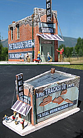 Downtown Deco The Trackside Tavern - Kit