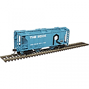 Atlas RTR 20005063 - TM PS-2 Covered Hopper - Rock Island #507100