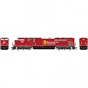 Athearn Genesis HO Scale SD90MAC-H Phase 2 DCC and Sound Canadian Pacific #9302-Pre Order