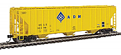 Walthers Proto 106152 - HO 55Ft Evans 4780 Covered Hopper - ADM (UELX) #30248