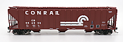 Intermountain 472207-04 HO Scale - 4785 PS2-CD Covered Hopper - Early End Frame - Conrail - Red Large Logo #886953