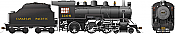 Rapido 602509 HO D10h Canadian Pacific #1106 DC/DCC/Sound Pre-Order coming 2020