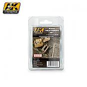 AK Interactive 260 Wood  Weathering Set - Acrylic Paint Set (261, 262, 263)