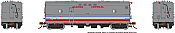 Rapido Trains 107308-1 HO Steam Heater Car Algoma Central No.75