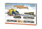 Bachmann 24023 N Scale - GP40 Diesel DCC Ready - Alaska McKinley Explorer Passenger Set