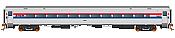 Rapido 528006 - N Scale Horizon Fleet Coach - Amtrak Phase III Wide #54004