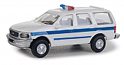 Walthers SceneMaster 12045 HO - Ford Expedition Special Service Vehicle - Police, Sheriff & Highway Patrol decals