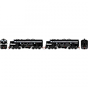 Athearn Genesis G19339 HO Scale - F7A/F7A EMD F-Unit Diesel - DCC Ready - New York Central/ Freight #1699/1704