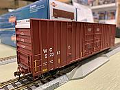 Athearn 75149 HO Scale - RTR 60Ft Gunderson DD Hi-Cube Box - WC #22381