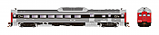 Rapido Trains 16246 - HO Budd RDC-3 - PH2 - DC - Canadian National #6352