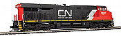Walthers Mainline 10189 - HO GE ES44 - Standard DC - Canadian National #2897