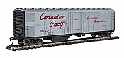Walthers Mainline 3753 50 Ft Exterior Post Mechanical Reefer Canadian Pacific 286135