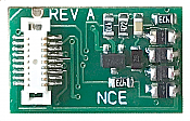 NCE 178 All Scale - Next18 - NEM 662 DCC Control Decoder