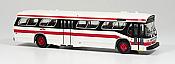 Rapido 701070 - HO New Look Bus - Toronto Transit Commission (Modern Scheme) #2450 - Standard