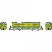 Athearn Genesis G82320 HO Scale - GP7 Diesel, w/ DCC & Sound - ITC #1602