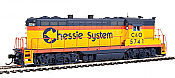 Walthers Proto 42403 - HO EMD GP7 - DCC/Sound - Chessie System C&O #5744