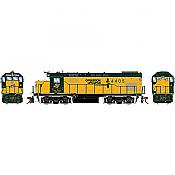 Athearn Genesis G13224 HO GP15-1 - DCC & Sound - Chicago North Western No.4410