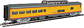 WalthersProto 18204 - HO 85ft ACF Dome Lounge - Union Pacific Harriman #9004