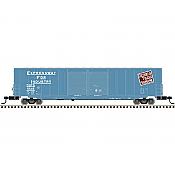 Atlas 20005688 HO 60ft ACF Auto Parts SD Box Car Detroit and Toledo Shoreline No.5555