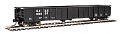 Walthers 6218 HO Scale - 53Ft Railgon Gondola - Ready To Run - Elgin, Joliet & Eastern #88633