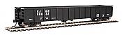 Walthers 6218 HO Scale - 53Ft Railgon Gondola - Ready To Run - Elgin, Joliet & Eastern #88633