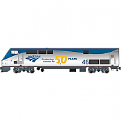 Athearn G81317 - HO Scale AMD103/P42 - DCC & Sound - Amtrak (50th Anniversary Phase 5) #46