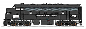 Intermountain Railway Company 49082S-08 EMD F7A - DCC & Sound Penn Central #1702