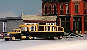 Sylvan Scale Models 015 HO Scale - 1946 Whitehead & Kales Car Carrier Resin Cast Kit